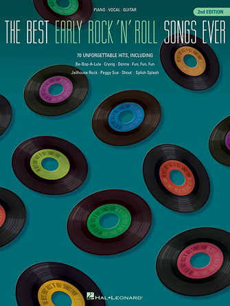 The Best Early Rock'N'Roll Songs Ever – 2nd Edition
