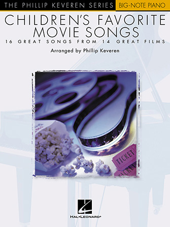 Product Cover for Children's Favorite Movie Songs