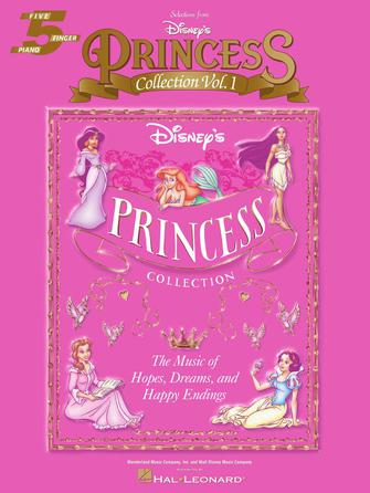 Product Cover for Selections from Disney's Princess Collection Vol. 1
