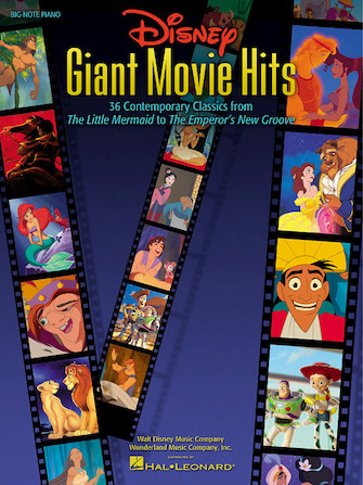 Product Cover for Disney Giant Movie Hits