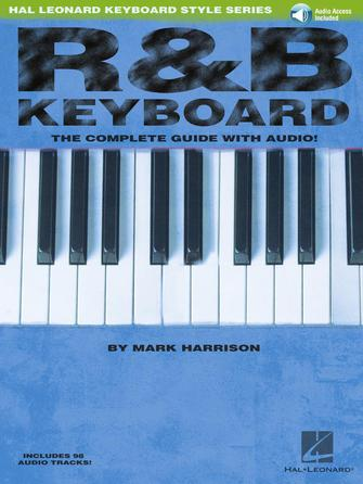 Product Cover for R&B Keyboard – The Complete Guide with Audio!