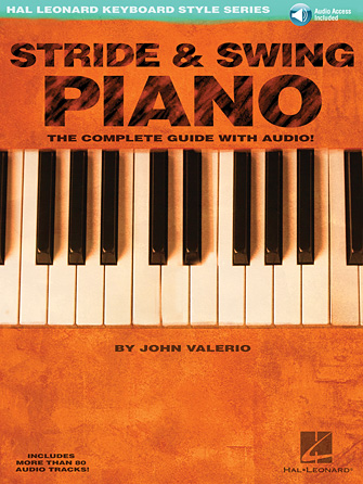 Product Cover for Stride & Swing Piano