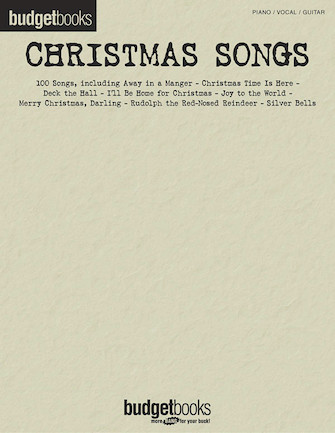 Product Cover for Christmas Songs