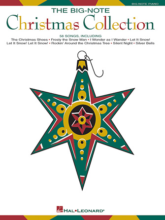 Product Cover for The Big-Note Christmas Collection