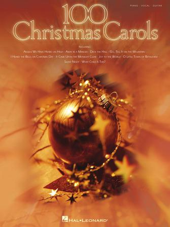 Product Cover for 100 Christmas Carols
