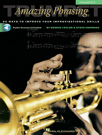 Product Cover for Amazing Phrasing – Trumpet