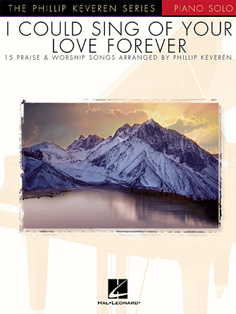 Product Cover for I Could Sing of Your Love Forever