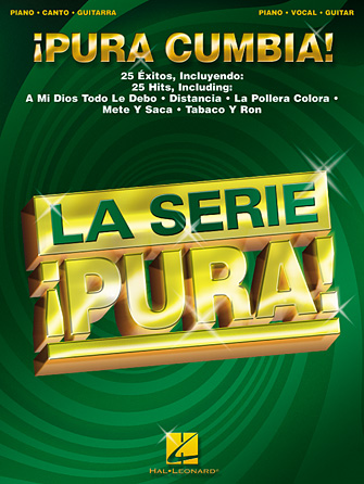 Product Cover for ¡Pura Cumbia!