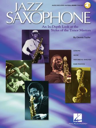 Product Cover for Jazz Saxophone