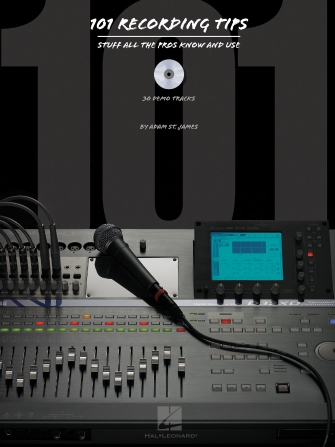 Product Cover for 101 Recording Tips