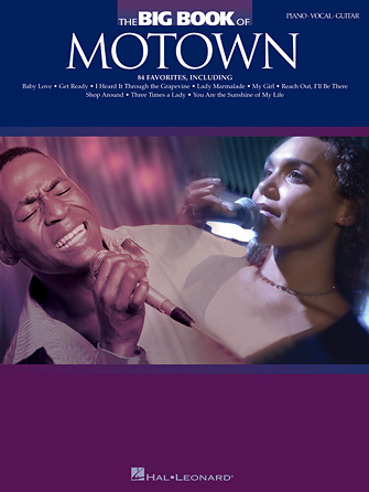 Product Cover for The Big Book of Motown