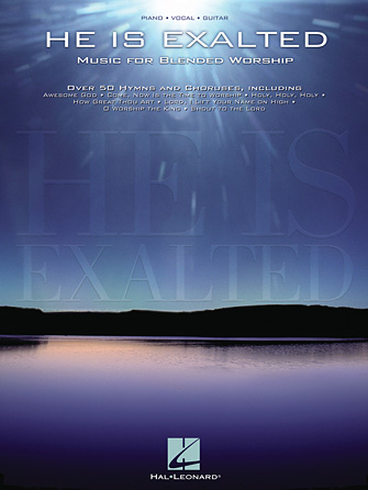 Product Cover for He Is Exalted