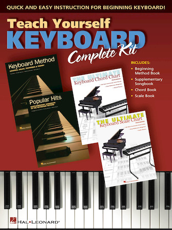 Product Cover for Teach Yourself Keyboard – Complete Kit