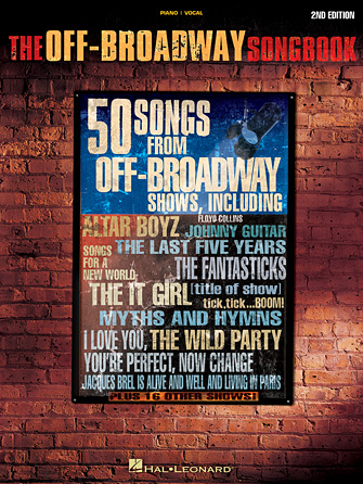 Product Cover for The Off-Broadway Songbook – 2nd Edition