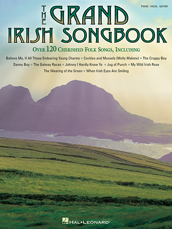 Product Cover for The Grand Irish Songbook