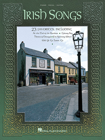Product Cover for Irish Songs
