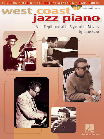 Product Cover for West Coast Jazz Piano