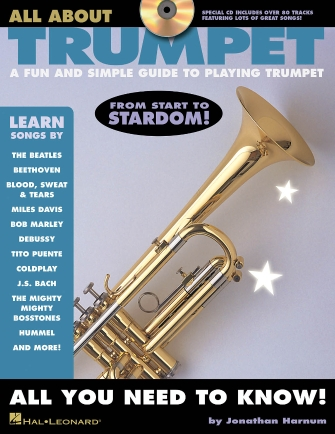 Product Cover for All About Trumpet