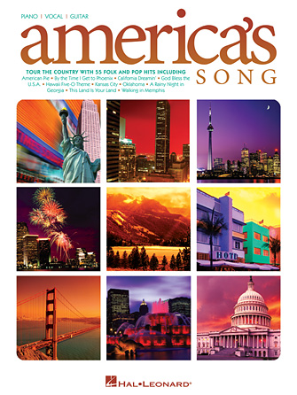 Product Cover for America's Song