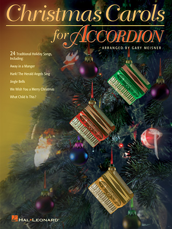 Product Cover for Christmas Carols for Accordion