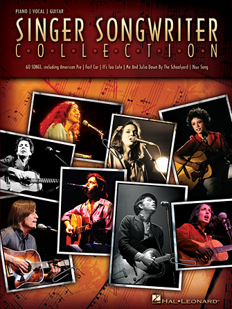 Product Cover for Singer-Songwriter Collection