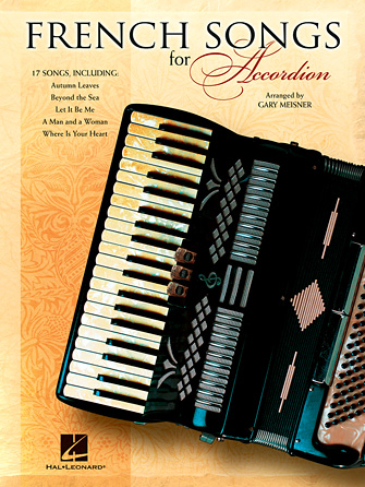 Product Cover for French Songs for Accordion