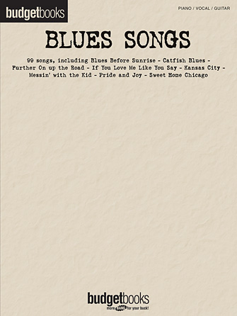 Product Cover for Blues Songs