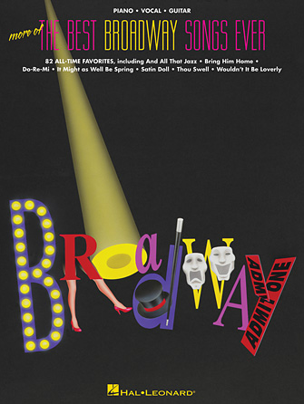 Product Cover for More of the Best Broadway Songs Ever