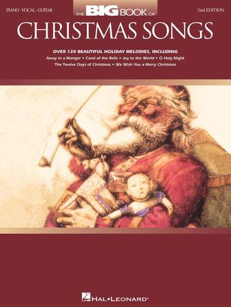 Product Cover for The Big Book of Christmas Songs