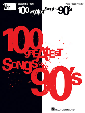 Product Cover for VH1's 100 Greatest Songs of the '90s