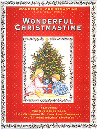 Product Cover for Wonderful Christmastime