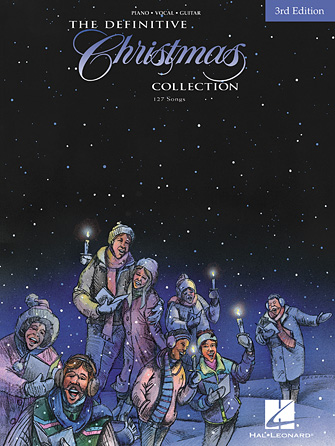 Product Cover for The Definitive Christmas Collection – 3rd Edition