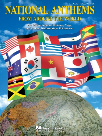 Product Cover for National Anthems from Around the World