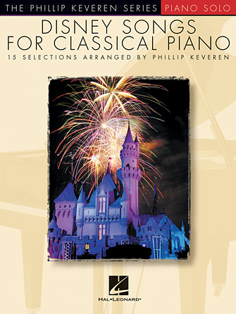 Product Cover for Disney Songs for Classical Piano