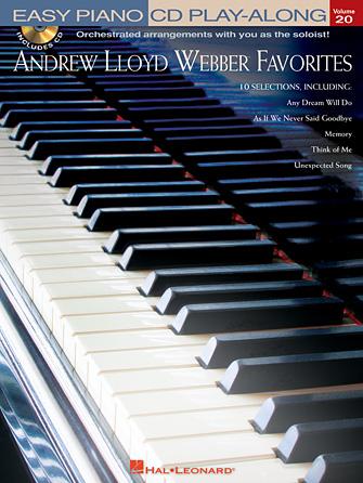 Andrew Lloyd Webber Favorites
