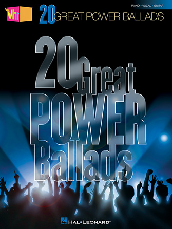 Product Cover for VH1's 20 Great Power Ballads