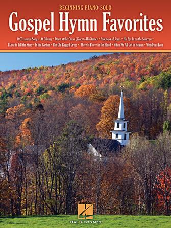 Product Cover for Gospel Hymn Favorites