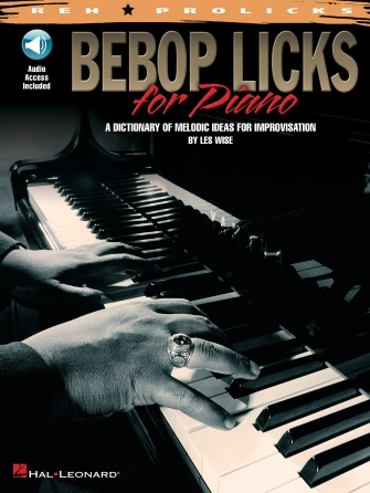 Product Cover for Bebop Licks for Piano