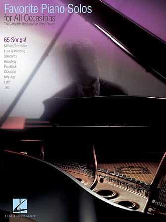 Product Cover for Favorite Piano Solos for All Occasions