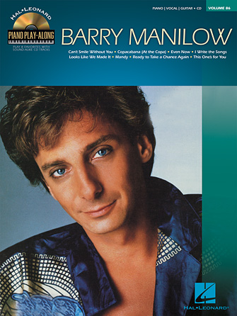 Product Cover for Barry Manilow