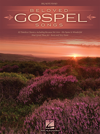 Product Cover for Beloved Gospel Songs