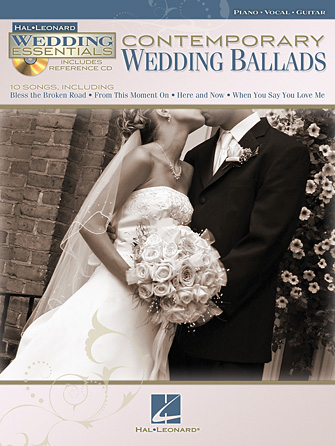 Product Cover for Contemporary Wedding Ballads