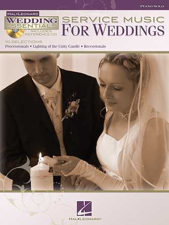 Product Cover for Service Music for Weddings