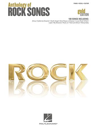 Anthology of Rock Songs – Gold Edition