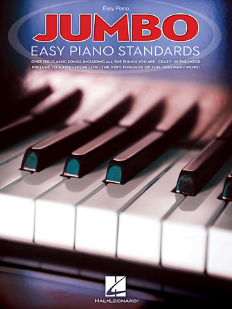 Product Cover for Jumbo Easy Piano Standards
