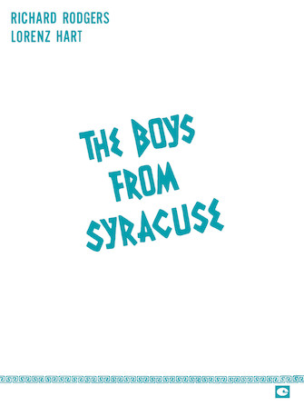 Product Cover for Boys from Syracuse