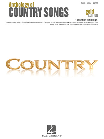 Anthology of Country Songs – Gold Edition