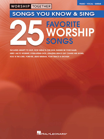 Product Cover for Worship Together: 25 Favorite Worship Songs