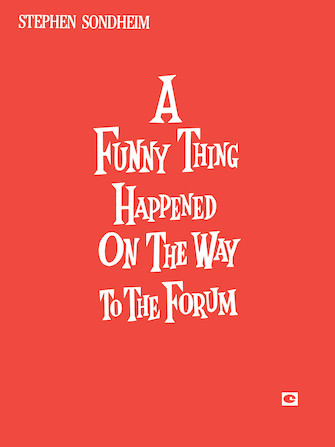 Product Cover for A Funny Thing Happened on the Way to the Forum