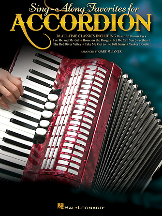 Product Cover for Sing-Along Favorites for Accordion